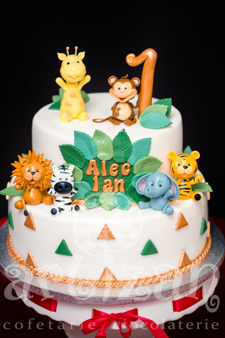 "Tort Aniversar ""Alec"" 1"