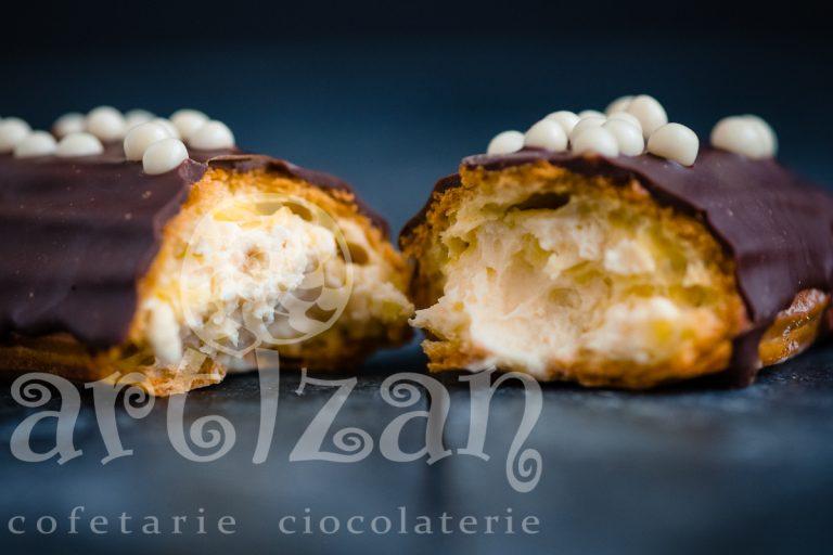 Ecler cu vanilie si ciocolata 1