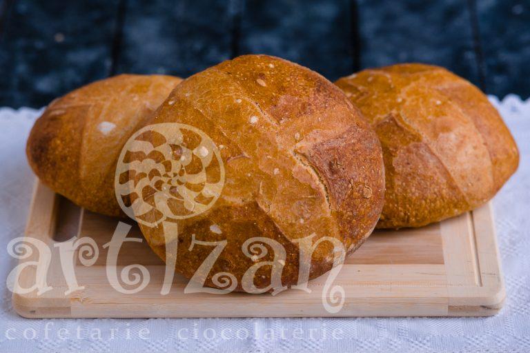 Pâinică de casă cu maia