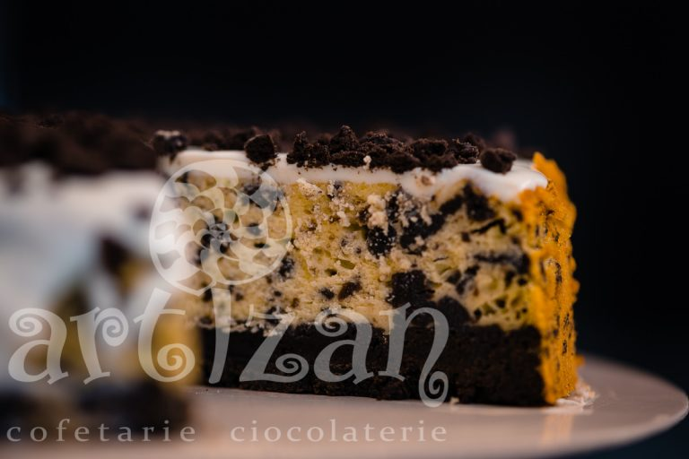Cheesecake cu Oreo 1