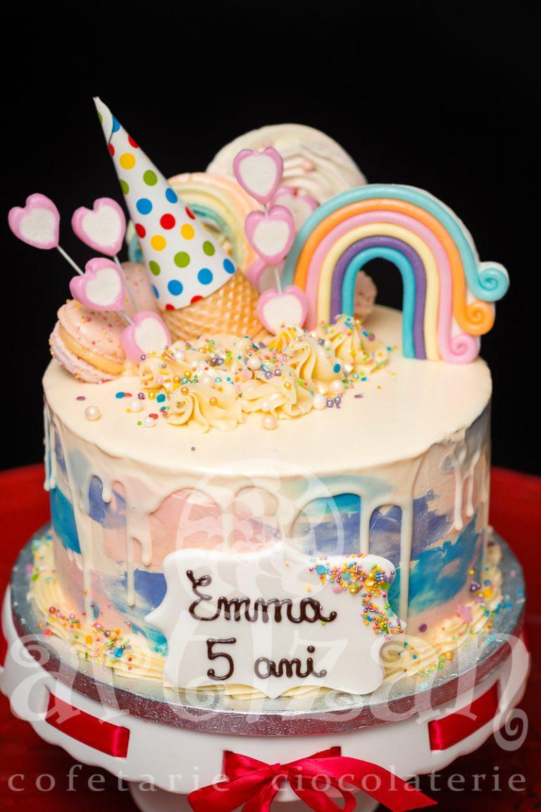 "Tort aniversar ""Emma"" 1"