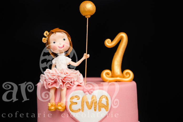 "Tort Aniversar ""Ema"" 1"