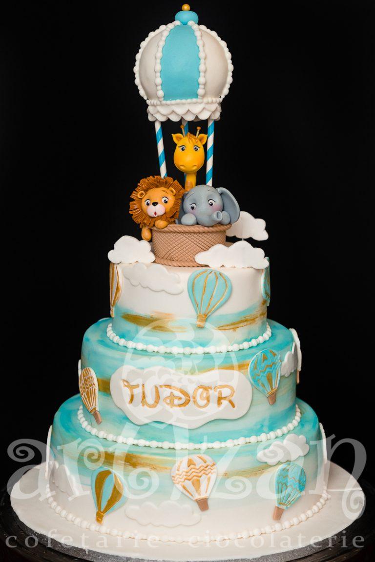 """Tort de Botez """"Tudor"""" 1"""