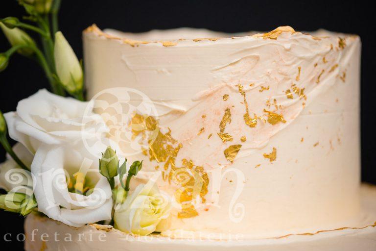 """Tort de Nunta """"Golden"""" 1"""