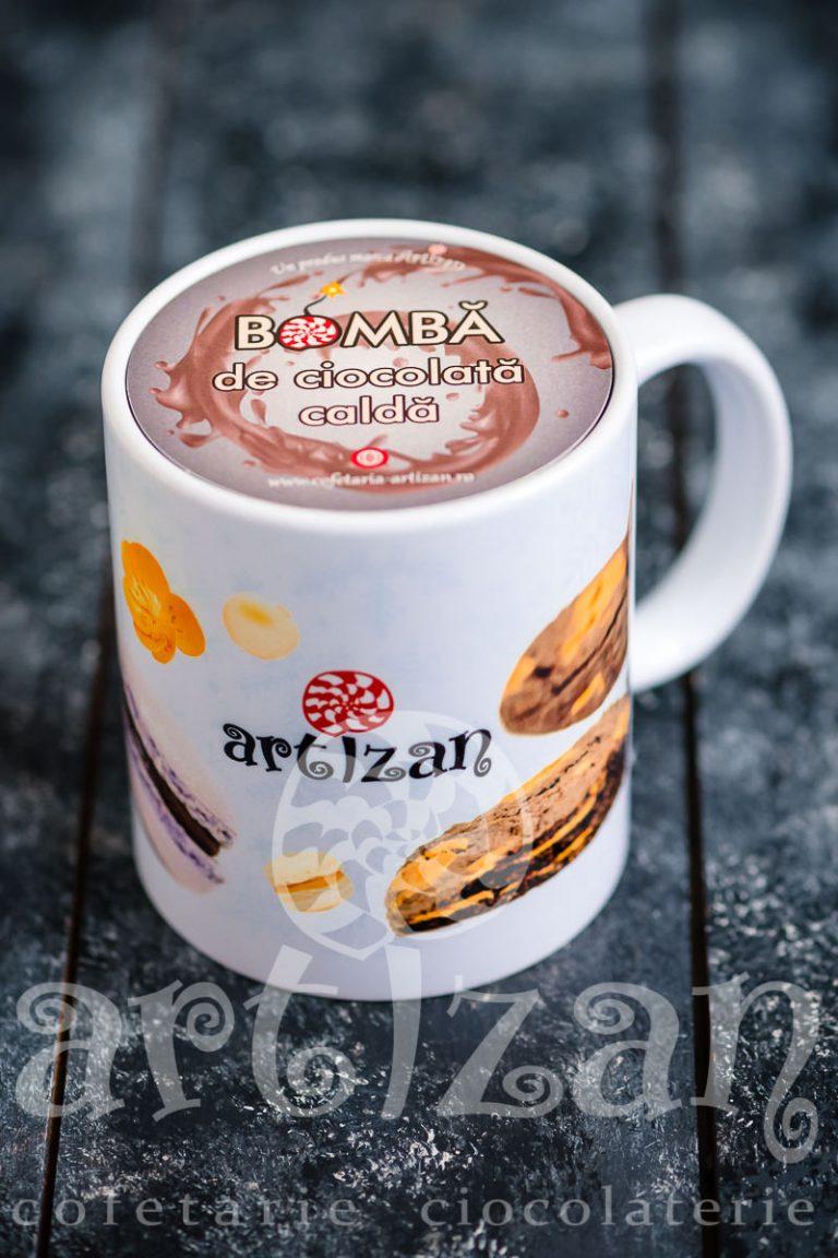 Bomba de ciocolata calda 1