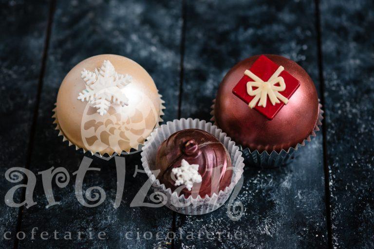 Bombă de ciocolată caldă – ediție Christmas