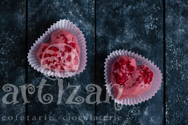 Bombă de ciocolată caldă – ediție Valentines Day 1