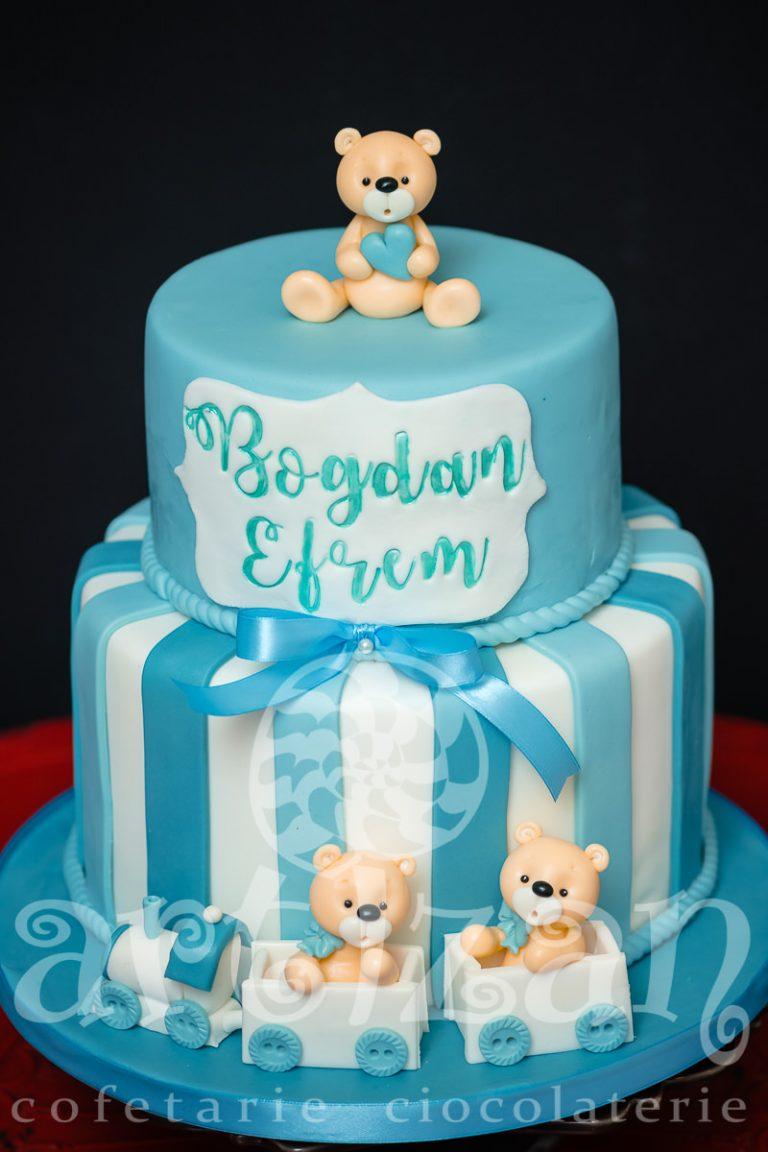 """Tort de Botez """"Bogdan Efrem"""" 1"""