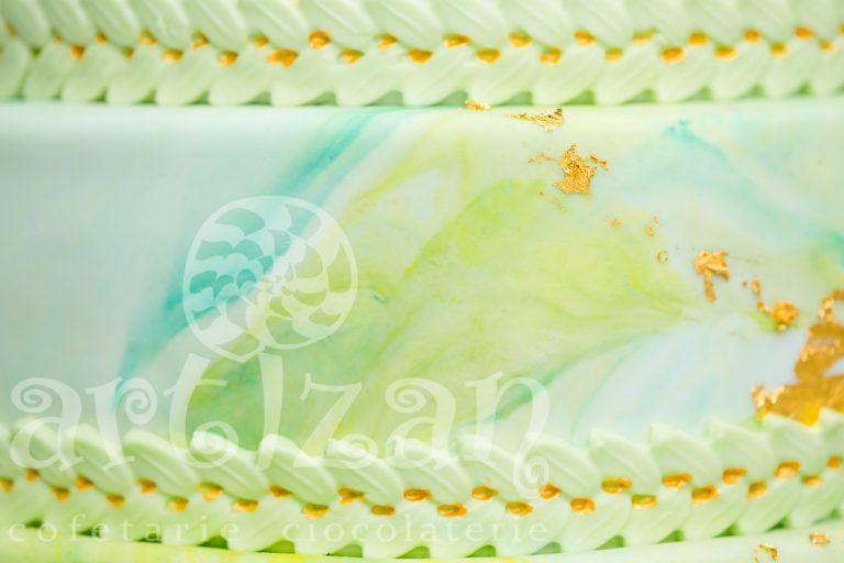 "Tort de Nunta ""Marble"" 1"