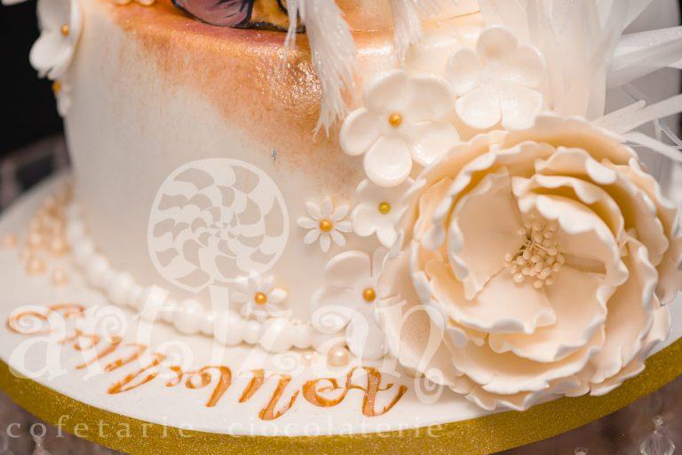 """Tort de Botez """"Angel"""" 1"""